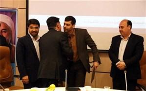 روسای  جدید دادگستریهای اشتهارد و نظرآباد معرفی  شدند