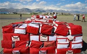 توضیح هلال احمر درباره حواشی توزیع چادر در مناطق سیلزده