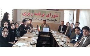 اولین جلسه شورای برنامهریزی سازمان دانشآموزی استان برگزارشد