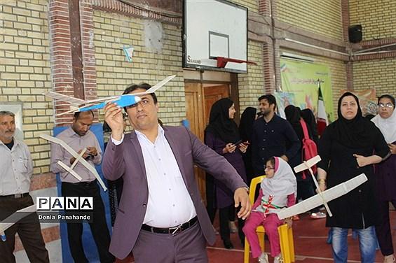 مسابقات گلایدر  اولیای دانش آموزان دختر  شهرستان بوشهر-3