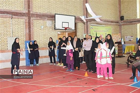 مسابقات گلایدر دانشآموزان دختر شهرستان بوشهر-2
