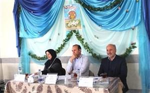 مرحله ناحیهای پنجمین دوره جشنواره نوجوان خوارزمی در ناحیه2 زنجان برگزار شد