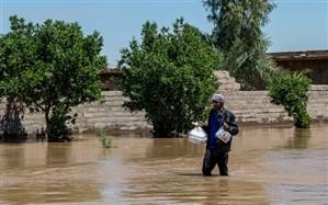 ارسال اولین محموله از کمک های آموزش و پرورش شهرستان گتوند به سیل زدگان