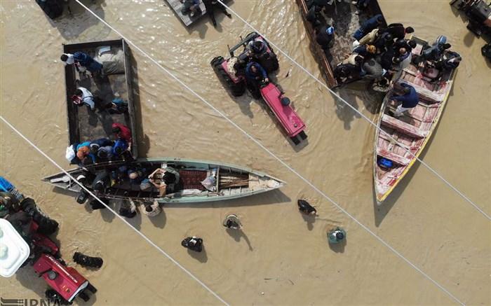 راه های سازمان برنامه برای تامین هزینه بازسازی مناطق سیلزده