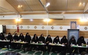 نشست هم اندیشی برنامه های پیش روی مدیران متوسطه اول ناحیه3 مشهد برگزارشد