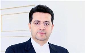 ایران شرط ادعایی فروش 1/5 میلیون بشکه نفت در روز در قبال ماندن در برجام را رد کرد