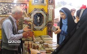 نمایشگاه ملی صنایع دستی و سوغات در درگز برگزار شد