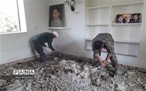 قرارگاه بازسازی مناطق سیلزده رسما آغاز به کار کرد