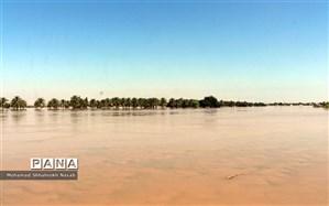 معاون سازمان محیط زیست: خطر ایجاد کانونهای گرد و غبار  در مناطق سیلزده وجود دارد