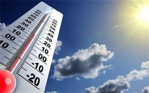افزایش تا ۸ درجه ای دما در بخشهایی از کشور