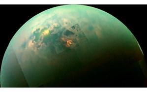 شباهت بیش از حد تصور دریاچههای قمر تایتان با دریاچههای زمین +عکس