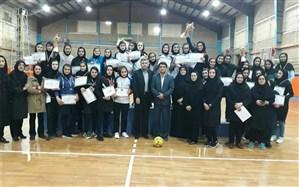 تیمهای برتر مسابقات ورزشی دانش آموزان دختر آذربایجان شرقی شناخته شدند