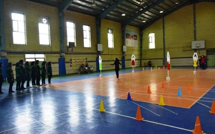 چهاردهمین دوره جشنواره الگوهای برتر تدریس درس تربیت بدنی در حال برگزاری است