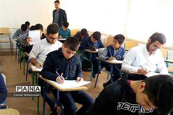 هیچ امتحانی در نوبت صبح و عصر چهارشنبه ۸ خرداد برگزار نمیشود