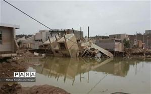 رئیس بنیاد مسکن: بخشی از خسارات ناشی از سیلاب تامین اعتبار شده است