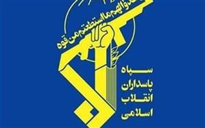 اقدام گروهکهای تروریستی در حمله به کارکنان مهندسی سپاه در منطقه سراوان