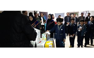پویش «سیل مهربانی همکاسیها» در مجتمع آموزشی نمونه بسیج ناحیه 2 زنجان برگزار شد