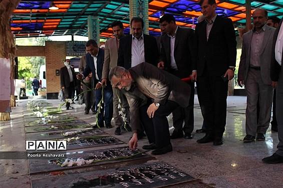 سفر دو روزه  وزیر آموزش و پرورش به شیراز