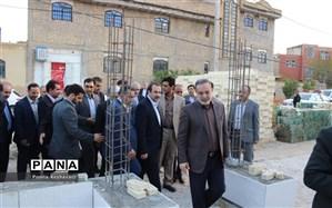 وزیر آموزش و پرورش در شیراز: نوسازی و بازسازی مدارس آسیب دیده از سیل اخیر در اولویت است