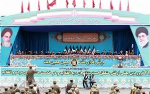 روحانی: قدرت نیروهای مسلح ایران، قدرت کشورهای منطقه و جهان اسلام است