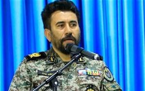 فرمانده ارشد نظامی آجا در خراسان جنوبی :  ارتش در حفاظت از مرزها همانند مشتی آهنین است