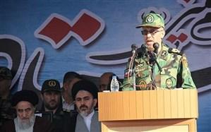 ارتش برای دفاع از حریم ولایت و انقلاب اسلامی آمادگی کامل دارد