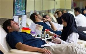 نوروز امسال 1600 نفر خون اهدا کردند