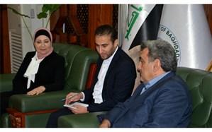 زمینههای همکاری شهرداریهای تهران و بغداد بررسی شد
