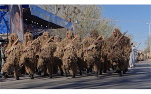 نیروهای مسلح استان اردبیل توان دفاعی خود را به نمایش گذاشتند