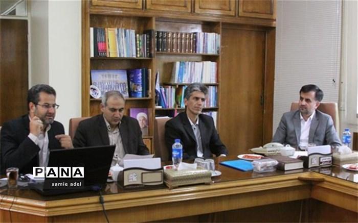 مدیر کل آموزش و پرورش اصفهان:بحث مهارت آموزی با رویکرد سند تحول بنیادین در دستور کار برنامه ریزان اوقات فراغت قرار گیرد