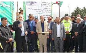 مراسم کلنگ زنی 3 پروژه آموزشی در روستاهای استان فارس برگزار شد
