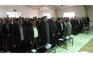 یازدهمین جشنواره خیرین مدرسه ساز و مدرسه یار منطقه افشار استان زنجان برگزار شد