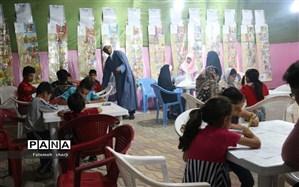 نمایشگاه (آب وآفتاب) در شهرستان امیدیه برگزار گردید