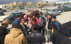 ممانعت نیروی انتظامی از ورود خبرنگاران به ورزشگاه یادگار تبریز پیش از دیدار تراکتورسازی - پیکان