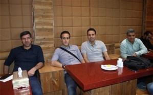 میهمان ویژهای که پرسپولیسیها را در سفر به دبی همراهی میکند + تصویر