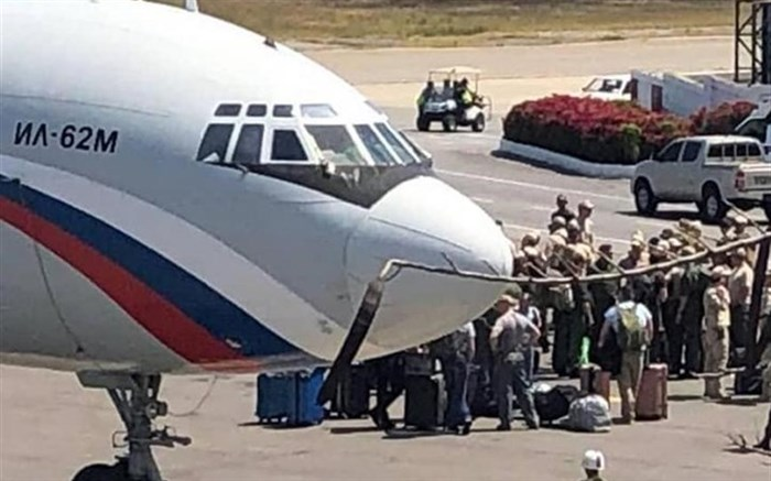 درخواست آمریکا برای جلوگیری از پرواز هواپیماها از روسیه به ونزوئلا و واکنش مسکو