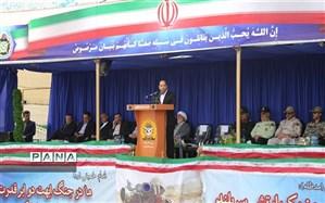 توان دفاعی  نیروهای مسلح ایران  غیر قابل مذاکره است