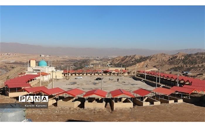 کاشت 850 اصله نهال در اردوگاه شهید چمران