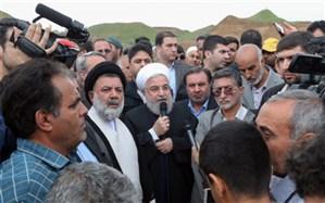 دستور روحانی به وزیر کشور: بازسازی  پلدختر، معمولان و روستاهای آسیبدیده  لرستان در اولویت باشد