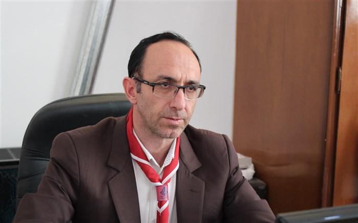 مدیر سازمان دانش آموزی اردبیل