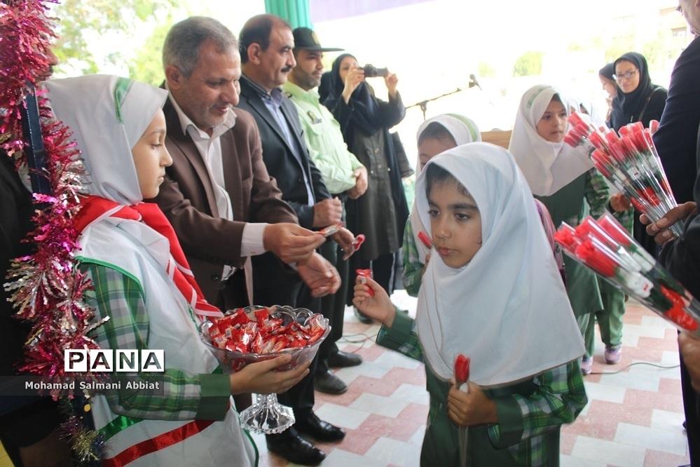 نواخته شدن زنگ استمرار فعالیتهای آموزشی در استان خوزستان