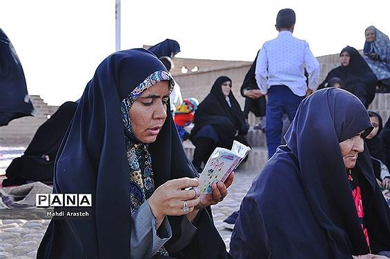 آئین سنتی برات درشهرستان خوسف