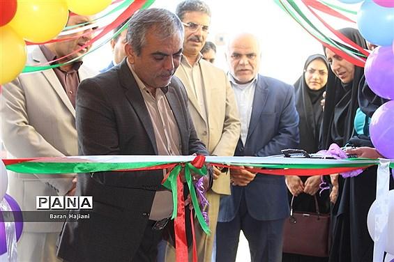 نمایشگاه هفته مشاغل در بوشهر