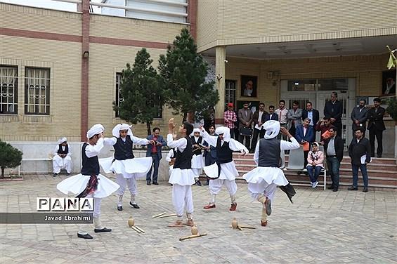 روز دوم جشنواره فرهنگی هنری دانشآموزان پسرخراسان رضوی روز
