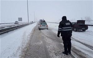 کلیه راههای اصلی آذربایجان غربی باز و تردد برقرار است