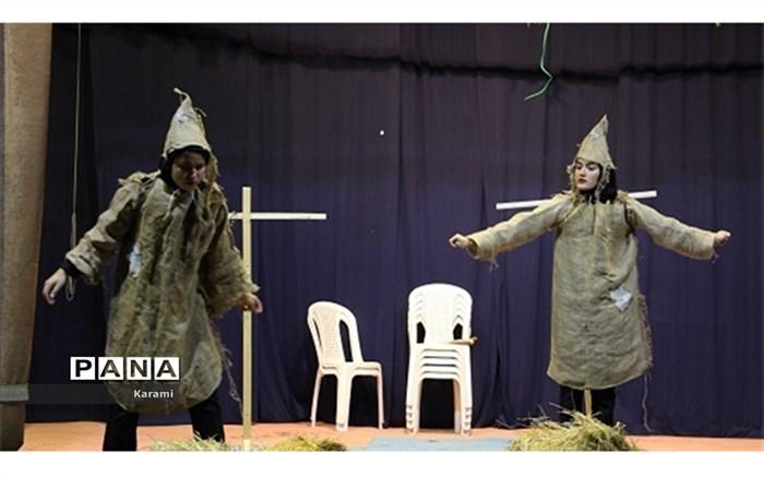 پایان رقابت بیش از 260 دانش آموز دختر استان در جشنواره مسابقات فرهنگی هنری