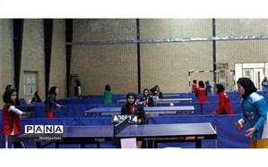 500 دانش آموز دختر خراسان شمالی در مسابقات ورزشی رقابت کردند