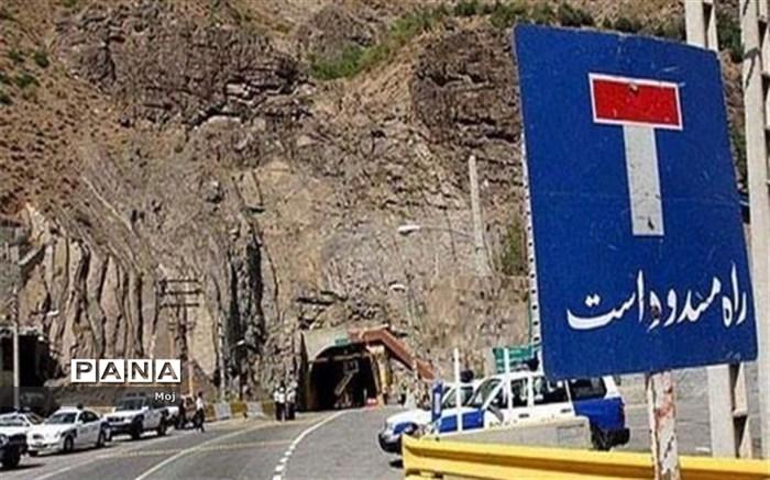 محورهای مواصلاتی مسدود در خوزستان اعلام شد