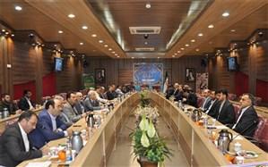 برگزاری اولین جلسه شورای آموزش وپرورش شهرستان شهریار در سال 98