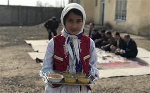 برگزاری برنامه صبحانه سالم با دانش آموزان